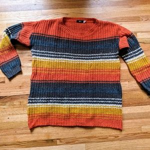 Colorful BDG sweater